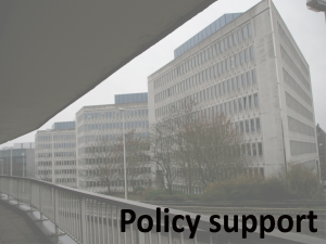 PolicySupport