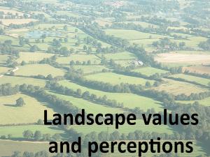 LandscapeValues